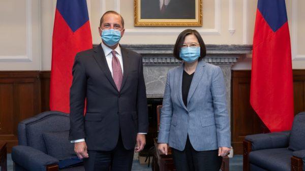 China accused of seeking to turn Taiwan into 'the next Hong Kong' |NationalTribune.com