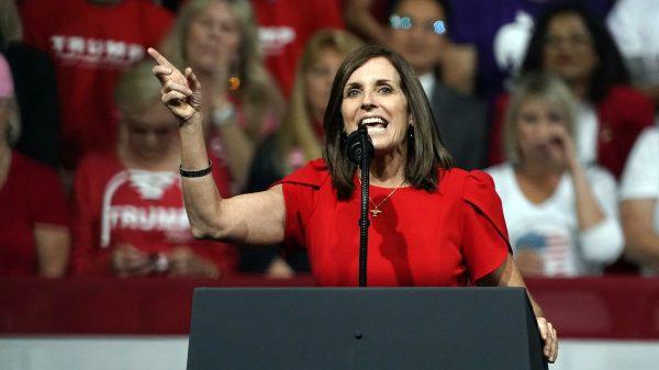 Martha McSally cuts into Mark Kelly's lead in Arizona Senate race