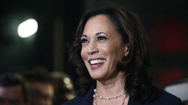 Kamala Harris is Biden's pick for running mate