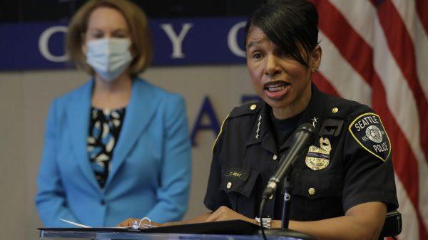 Carmen Best announces retirement hours after city cuts police budget