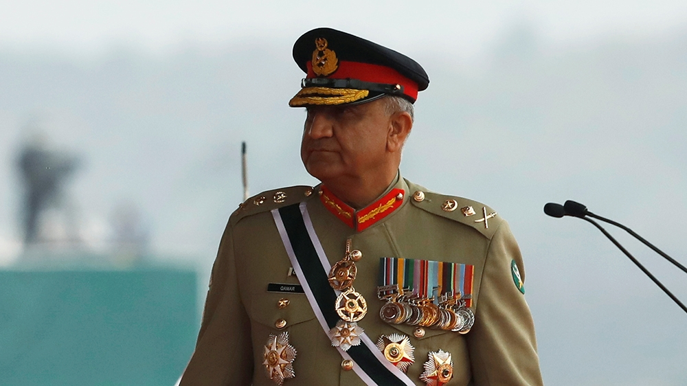 Pakistan army chief to visit Saudi Arabia in quest to smooth ties |NationalTribune.com