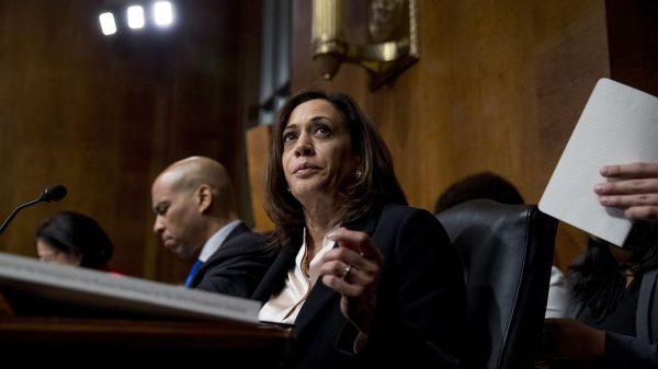 Kamala Harris had 'zero effect' as senator