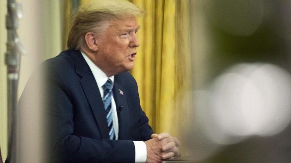 Trump slams Democrats' $25 billion Postal Service bill as 'money wasting HOAX'