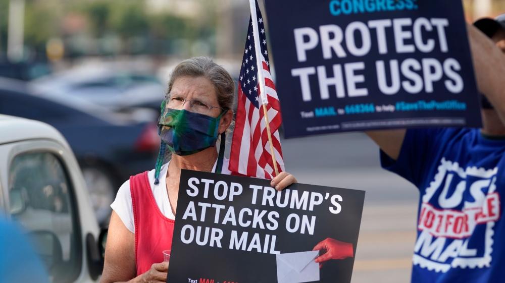 US House passes bill to send $25bn to Postal Service, block cuts  NationalTribune.com