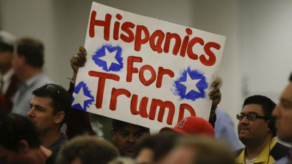 Trump hispanic support increases in spite of immigration policy