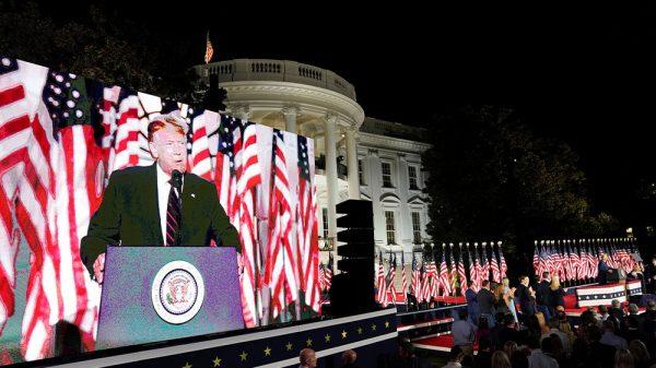 Trump blisters Biden in divisive speech aimed at Republicans |NationalTribune.com