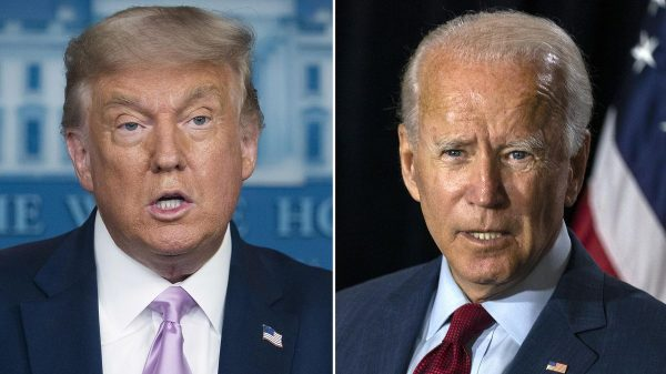 Joe Biden leads Donald Trump by 8 points in post-convention poll
