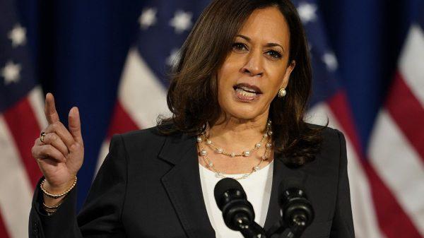 Kamala Harris: Joe Biden could lose election due to Russian interference