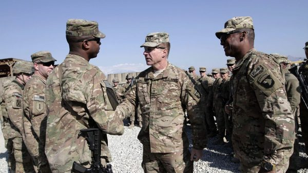 James McConville, Army chief of staff, defends Pentagon brass