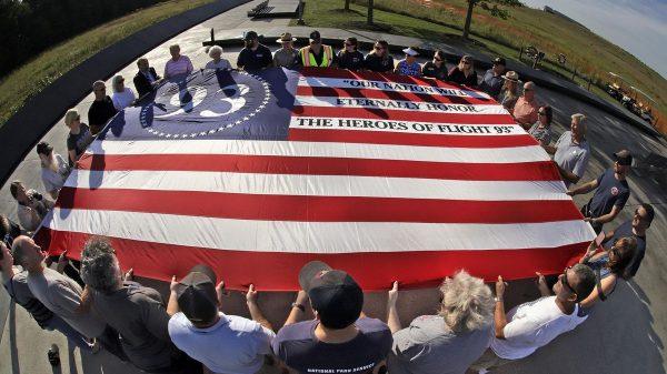 Trump, Biden to converge on Shanksville on Sept. 11