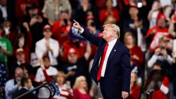 Trump era brings tsunami of registered Republicans to Pennsylvania: 'I think he will win again'