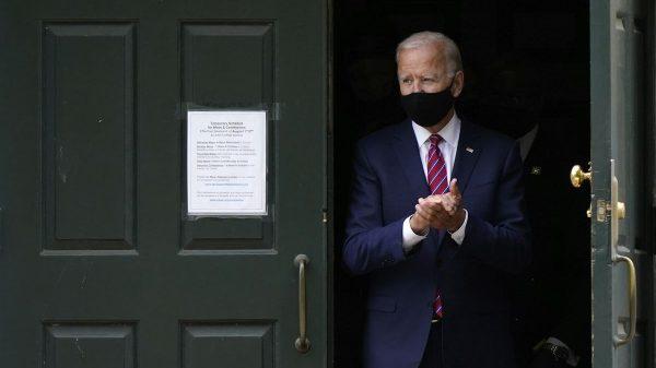 Joe Biden vies to win moral argument Hillary Clinton lost