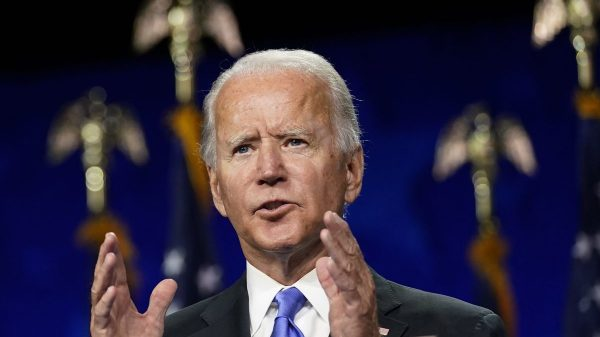 'Settle for Biden' campaign slogan catches on as Democrats seek votes of apathetic leftists