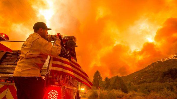 Biden, Trump jockey over climate as wildfires overtake campaigns |NationalTribune.com