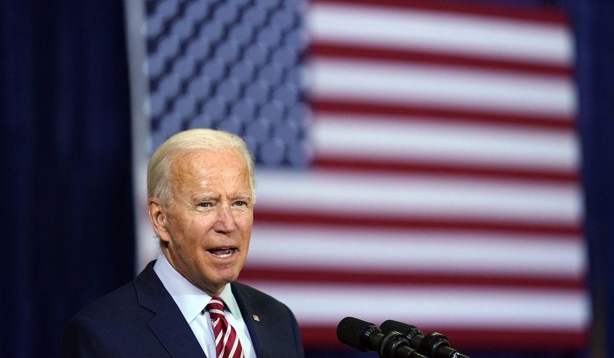Joe Biden: Trump is imagining things or lying when he says he passed VA Choice