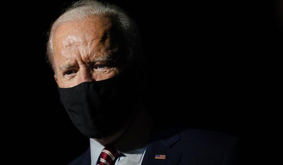 Joe Biden backs mask mandate executive order