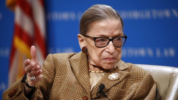 Ruth Bader Ginsburg, Supreme Court justice, dies at 87