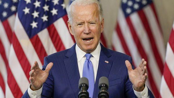 Joe Biden: Supreme Court nominee vote under 'current circumstances' should not happen