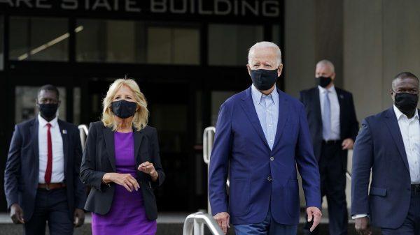 Ex-husband says Jill Biden 'betrayed' him by cheating on him with Joe Biden; Biden camp denies it