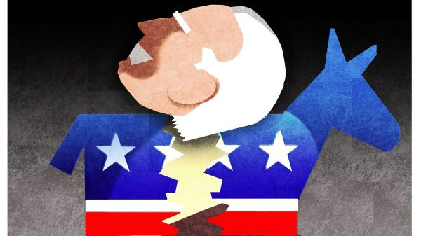 Ginsburg's death punctures Biden's carefully crafted 'Seinfeld' campaign