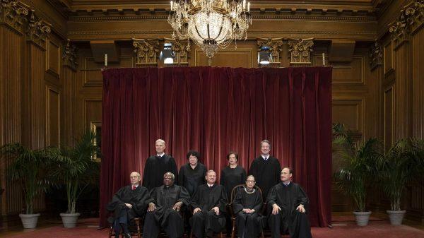 Peterson, Riggleman push constitutional amendment to cap SCOTUS at 9 justices