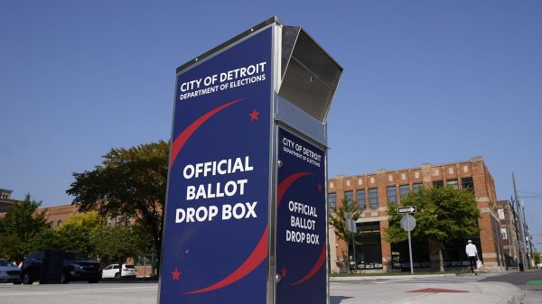 Undecided voters still up for grabs in Michigan