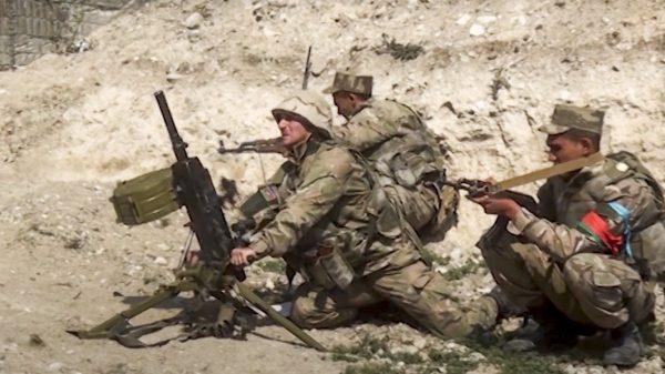 Armenia-Azerbaijan fight threatens to draw in Russia, Turkey