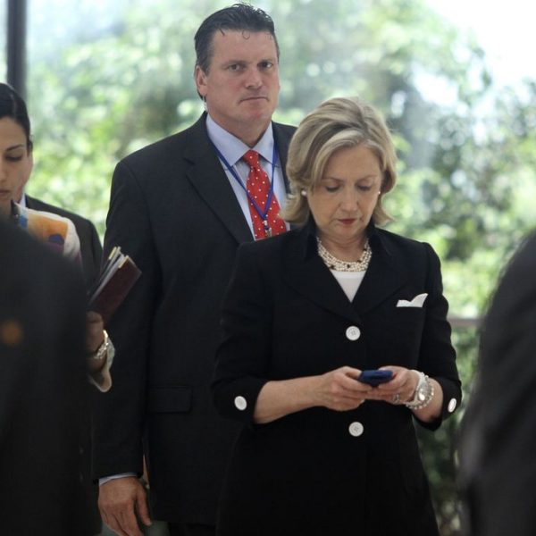 Hillary Clinton campaign was 'stirring up a scandal' over Russia, CIA believed