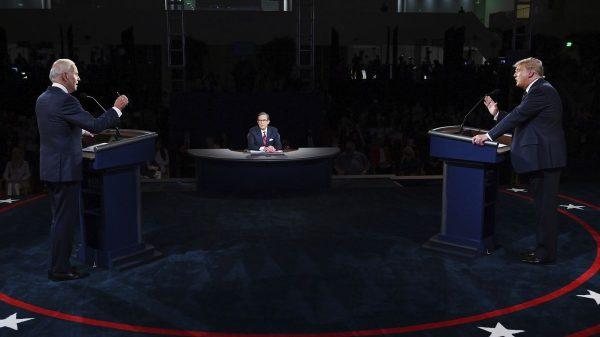 Debate winners and losers