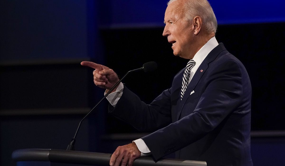 Joe Biden: Donald Trump 'worst president' in U.S. history